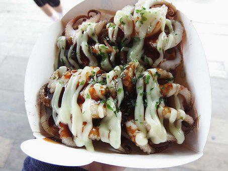Japan Food, Sweets, Food, Seafood, Japan, Country Japan