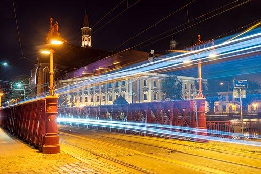 Wrocław, Poland, Architecture, Townhouses, City