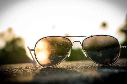 Sunglasses, Sunlight, Summer, Glasses, Fashion, Shades