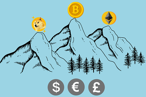 Dogecoin, Crypto, Cryptocurrency, Crypto Coin, Currency