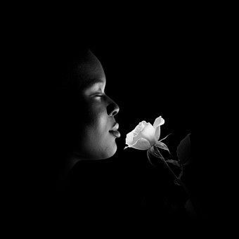 Silhouette, Darkness, Light, Dark, Night, Shadow