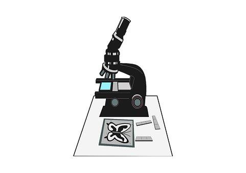 Microscope, Laboratory, Chemistry, Science, Experiment