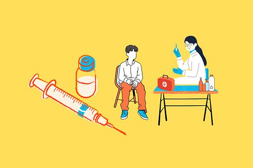 Vaccine, Doctor, Injection, Syringe, Medical, Needle