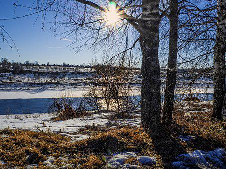 The Ice Is Melting, Sun, Spring