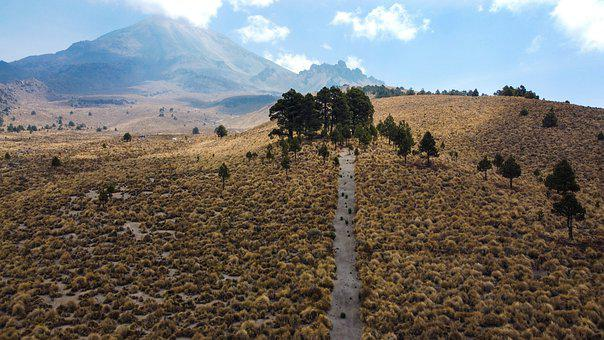 Gap, Firewall, Peak, Orizaba, Valley, Encounter, Tree