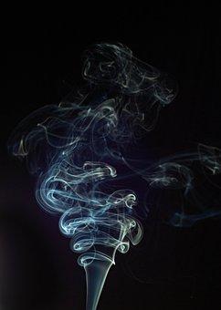 Smoke, Lowkey, Dark, Cigar, Tobacco, Fag, Flame, Shadow