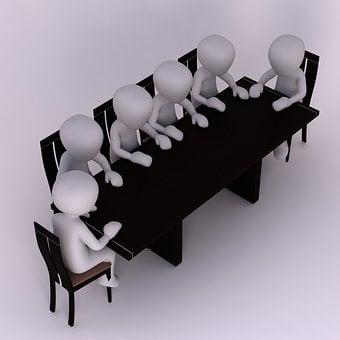 Group, Meeting, Conference, People, Discussion