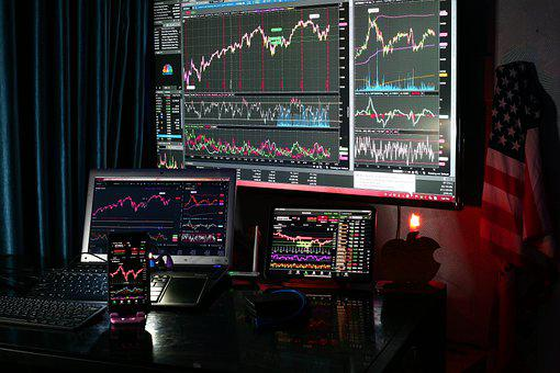 Stock, Market, Chart, Dow, S P 500, Nasdaq, Nyse, Cboe