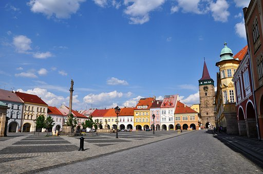 Market, Church, Monuments, Square, Old Town