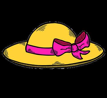Sun Hat, Wear, Fashion, Summer, Hat, Costume