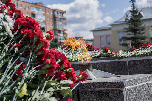 Victory Day, The Eternal Flame, 9maâ, Russia, Memory