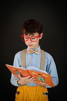 Books, Schoolboy, Apprentice, Study, Abc, Reading