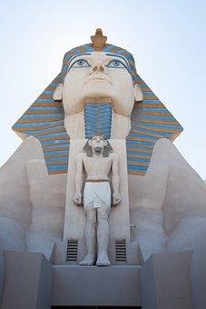 Las Vegas, Luxor Vegas, Egyptian, Nevada, Sphinx