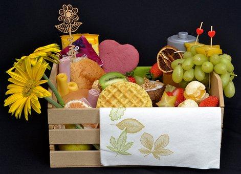 Handmade Breakfast, In Box Breakfast, Present Breakfast