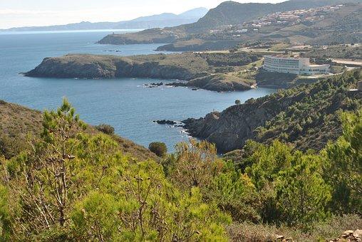 Vermeille Coast, Cerberus, Mountain, Landscape