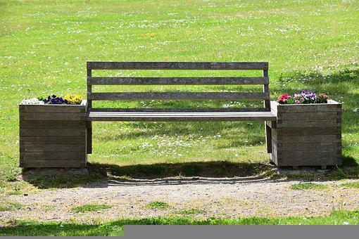 Bench, Wooden Bench, Rest Corner, Seat, Relaxation