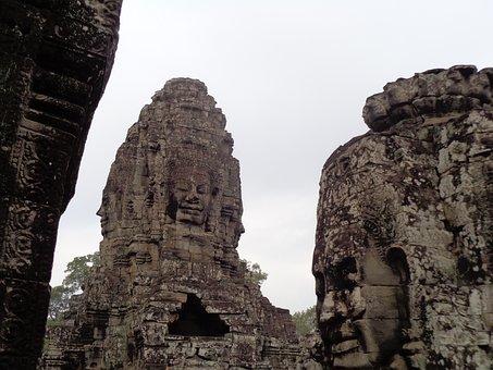 Angkor Wat, Cambodia, Seven Wonders Of The World