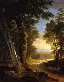 Asher Durand, Painting, Art, Artistic, Artistry