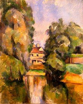 Paul Cezanne, Art, Artistic, Artistry, Painting