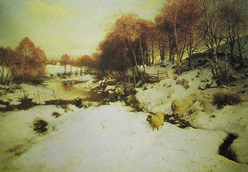 Joseph Farquharson, Art, Artistic, Artistry, Painting