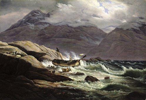 Johan Dahl, Painting, Art, Artistic, Artistry