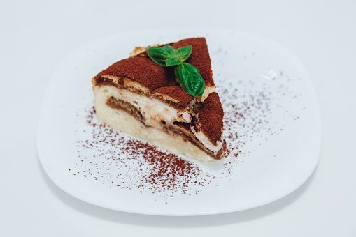 Dessert, Cake, Tiramissu, Pie, Cocoa, Sweet, Delicious