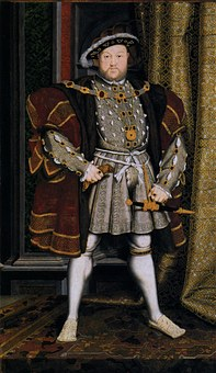 Hans Holbeing, King Henry Viii, England, Great Britain