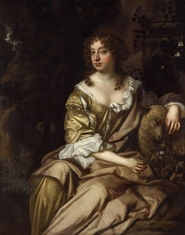 Peter Lely, Woman, Female, Art, Painting, Oil On Canvas
