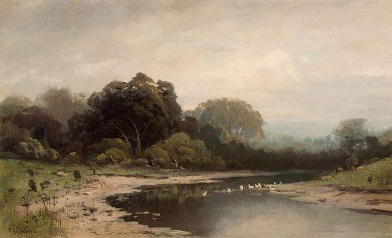 Frederick Schafer, Painting, Art, Artistic, Artistry