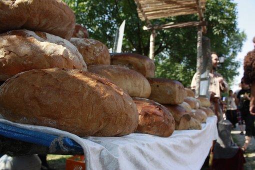 Bread, Loaf, Fresh, Farmer's Bread, Eat, Food, Flour