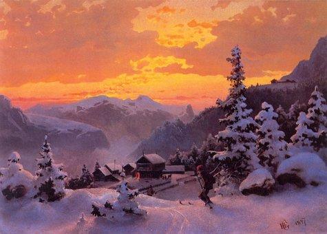 Hans Vinteretter, Art, Artistic, Artistry, Painting