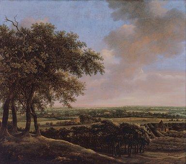 Johan De Lagoor, Art, Artistic, Painting, Oil On Canvas