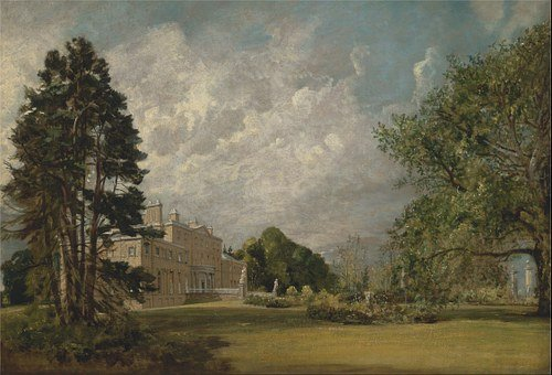 John Constable, Art, Artistic, Painting, Oil On Canvas