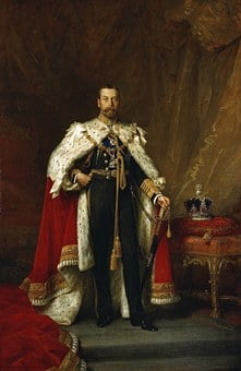 Luke Fildes, King George V, England, Great Britain