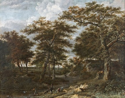 Adriaen Verboom, Art, Artistic, Painting, Oil On Canvas