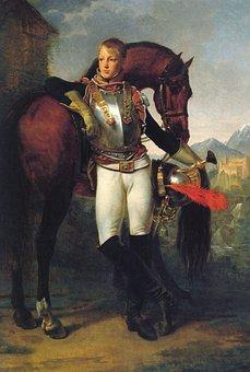 Antoine Gros, Painting, Oil On Canvas, Art, Artistic