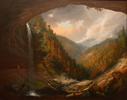 William Wall, Painting, Oil On Canvas, Art, Artistic