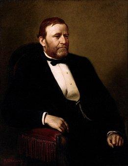 Henry Ulke, Painting, Oil On Canvas, Art, Artistic