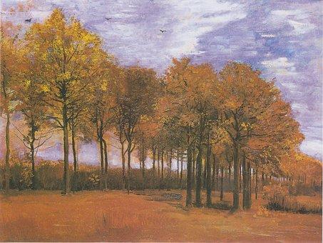 Vincent Van Gogh, Art, Artistic, Artistry, Painting