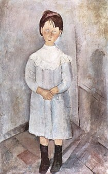 Amadeo Modigliani, Painting, Oil On Canvas, Art