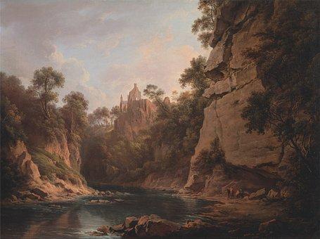 Alexander Nasmyth, Painting, Oil On Canvas, Artistic
