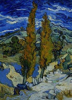 Vincent Van Gogh, Landscape, Painting, Art, Artistic
