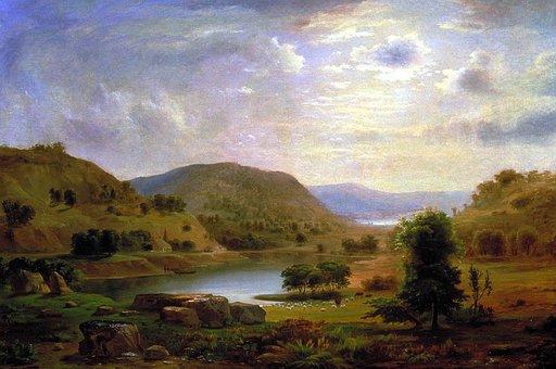 Robert Duncanson, Art, Artistic, Painting