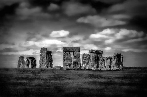 Stone Henge, Monument, Stone, Prehistoric, Henge