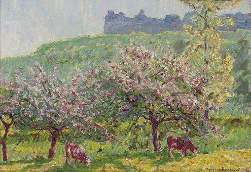 Wynford Dewhurst, Painting, Art, Artistic, Artistry