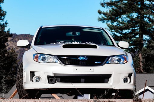 Car, Subaru, Drive, Racing, Rally, Speed, Sports Car