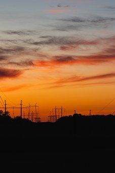 Sunset, Evening, Sky, Nature, Landscape, Clouds, Lap