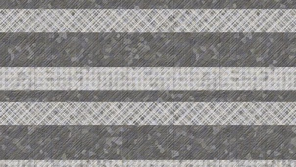 Lines, Abstract, Pattern, Grey, Silver, Horizontal