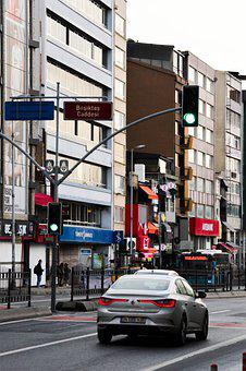Beşiktaş, Car, Avenue, Street, Road, Travel, City