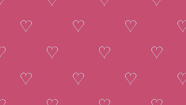Hearts, Pink, Love, Romantic, Valentine